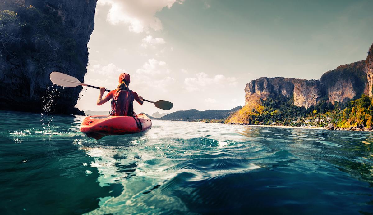 Тур на байдарках от Adriatic Kayak Tours