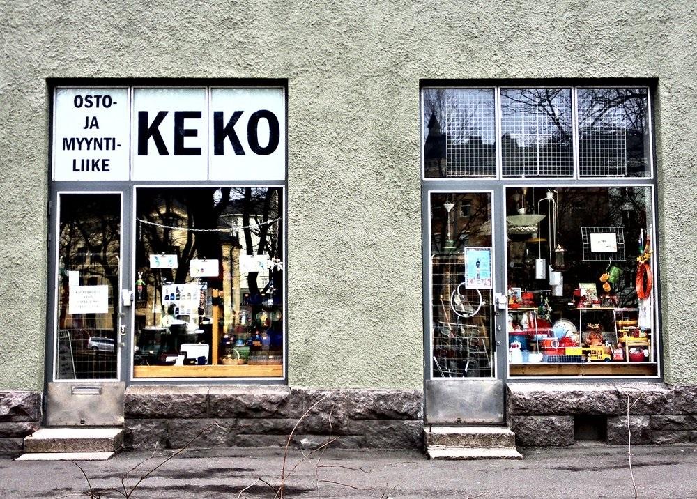 Kauppahuone Keko