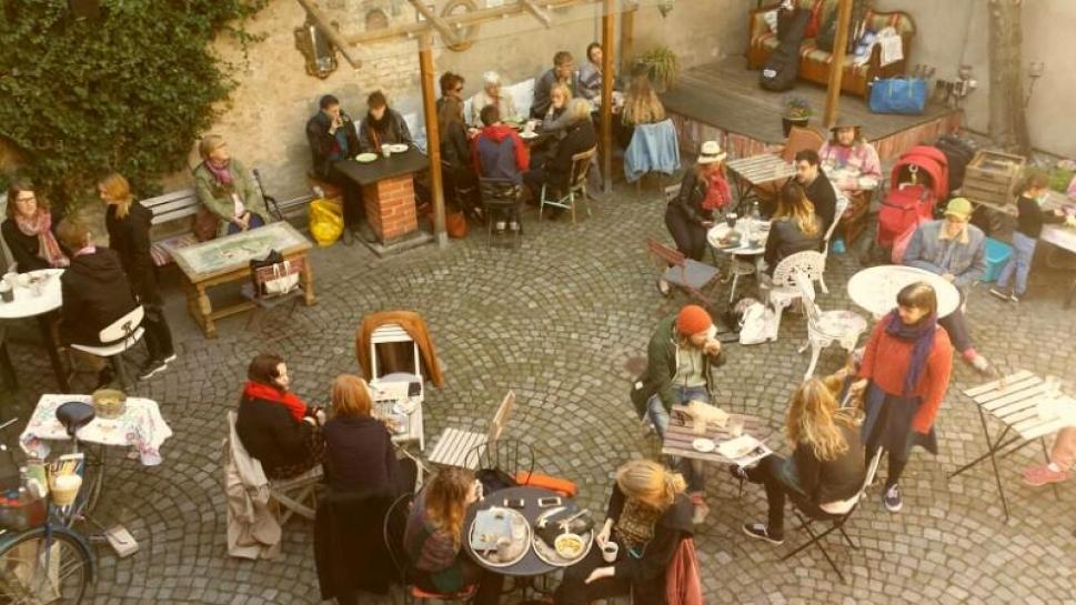 Кафе Agnez