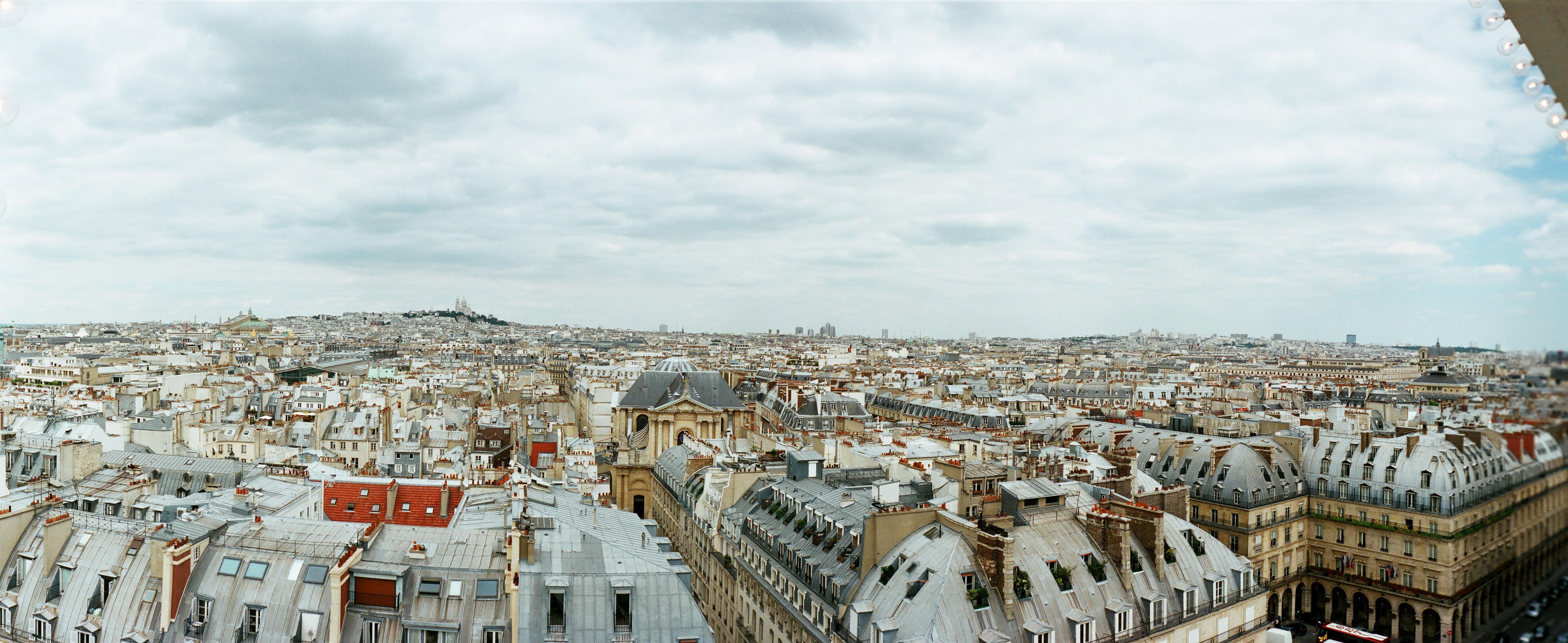 With a view: лучшие виды на Париж