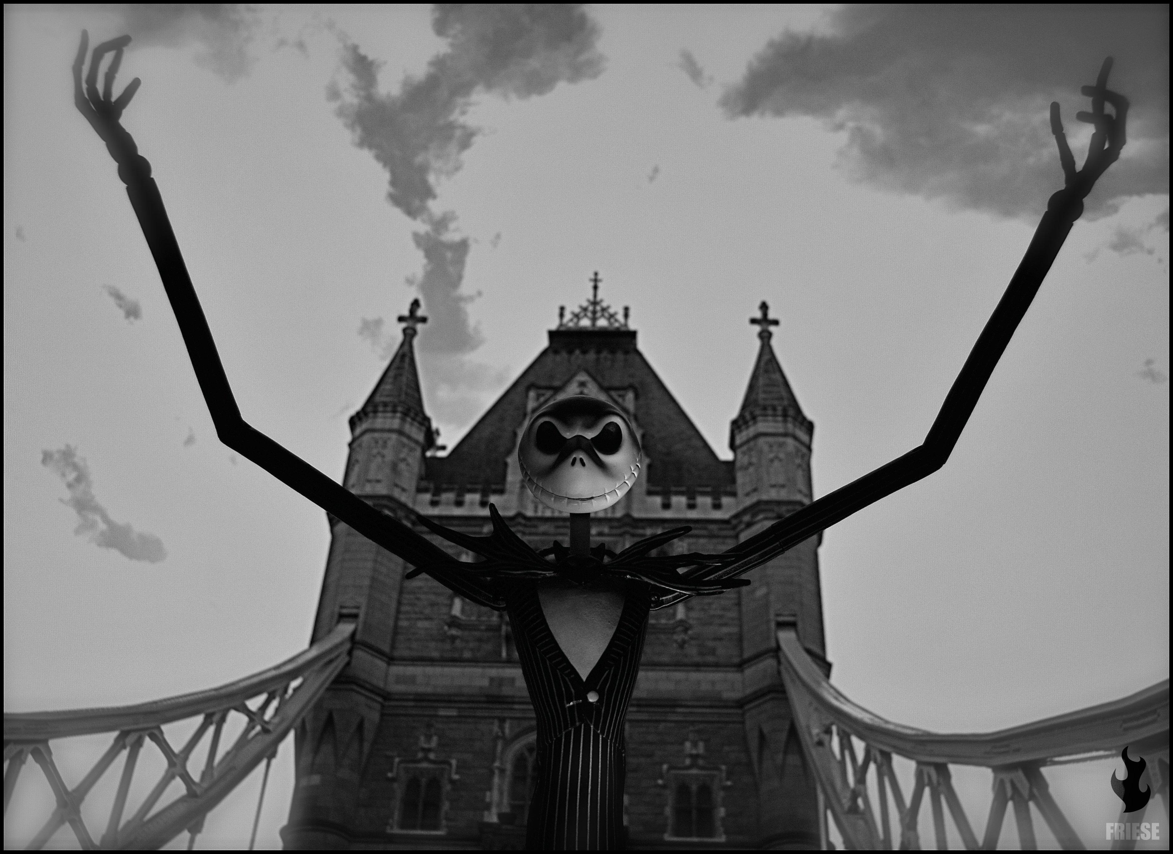 Хэллоуин в Лондоне: лучшие места
