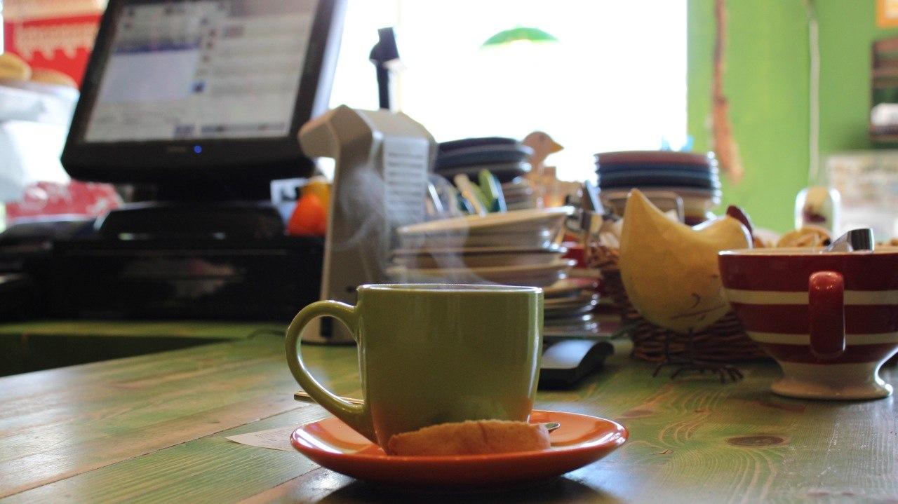 Кофе на кухне