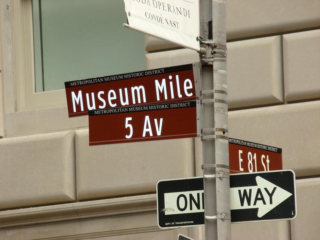 Музейная миля без Метрополитена: день на Upper East Side