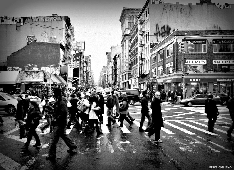 Первое знакомство с Нью-Йорком: 10 адресов вокруг Бродвея