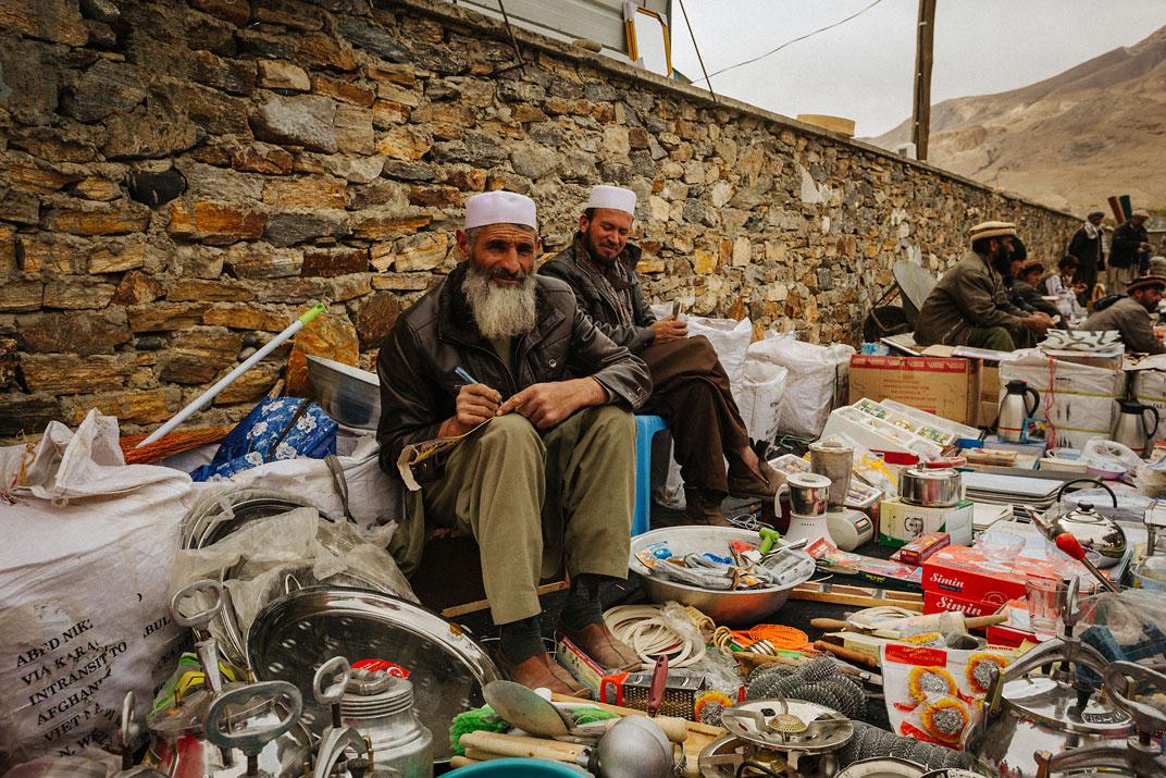 Aфганский рынок