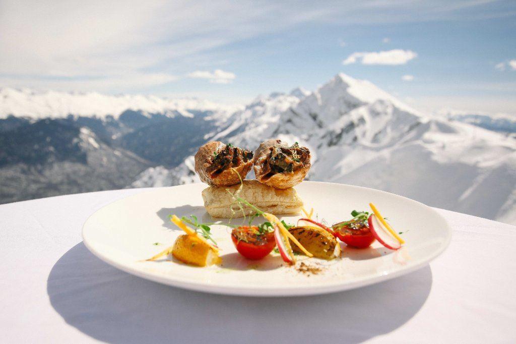Панорамный ресторан «Вершина 2200»