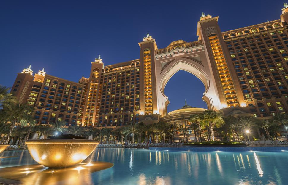 Отель Atlantis