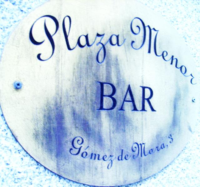 La Plaza Menor