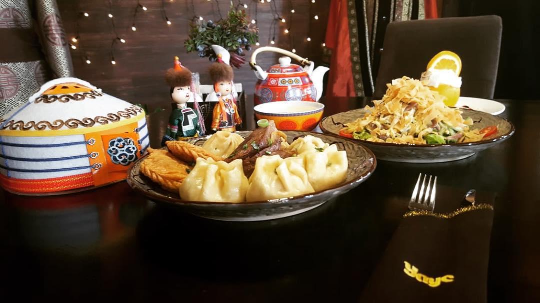 Ресторан бурятской и монгольской кухни «Улус»