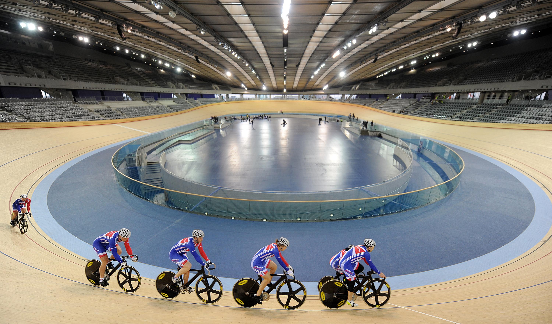 Олимпийский велопарк