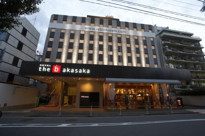 The b Akasaka Hotel