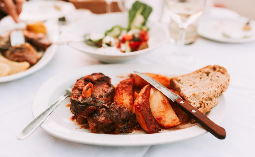 Пафосные деликатесы. Что попробовать на Кипре