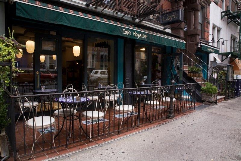 Cafe Mogador