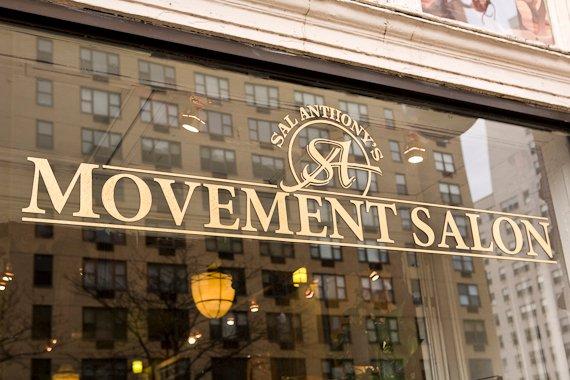 Sal Anthony's Movement Salon