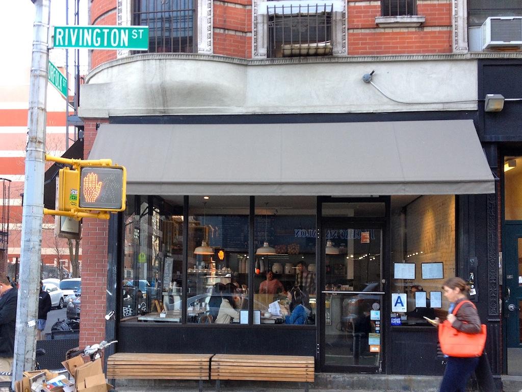 Tiny's Giant Sandwich Shop