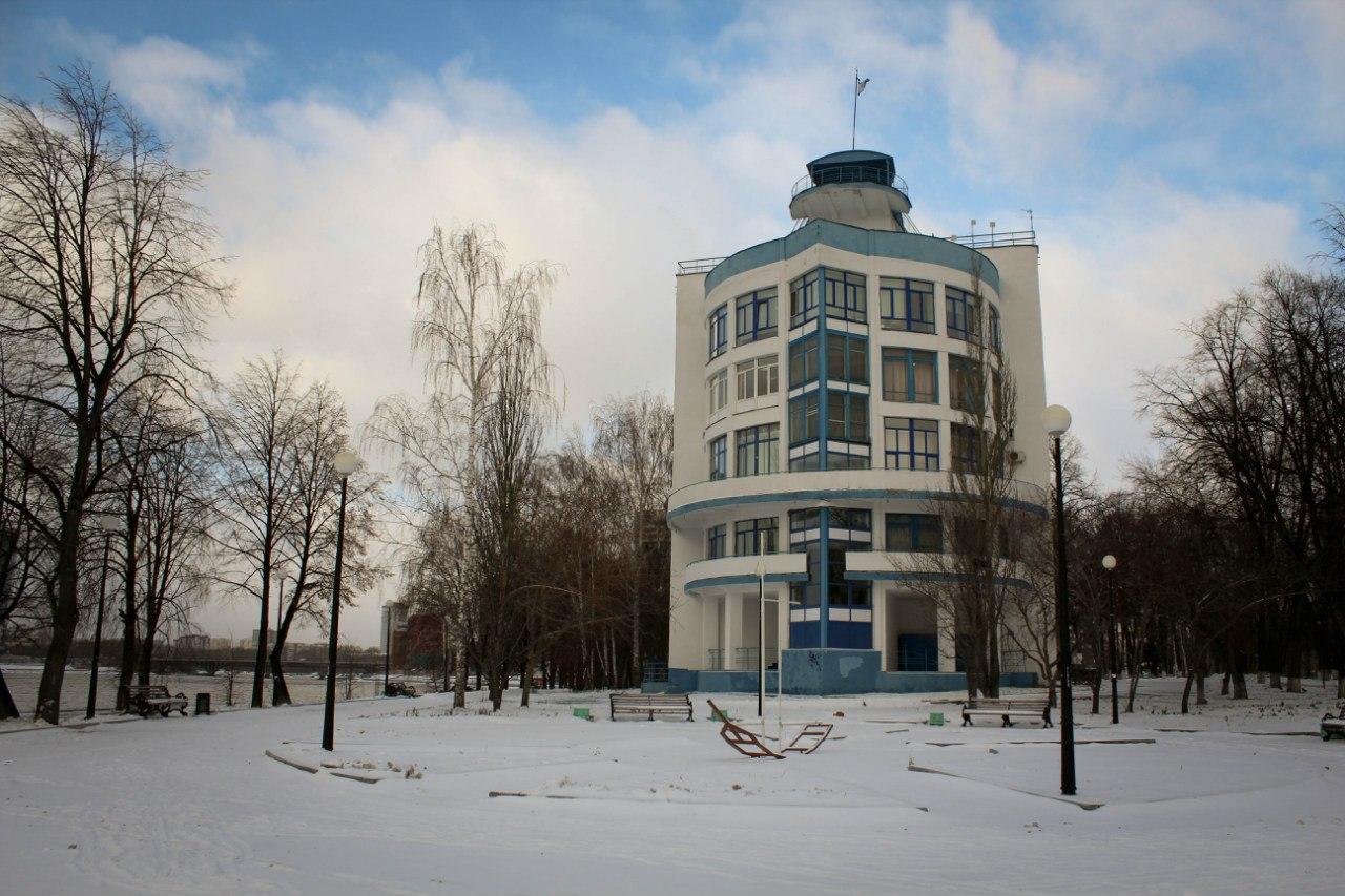 "Дом физкультуры ""Динамо"""