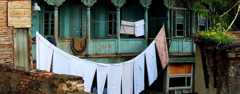 Серные бани, модные районы и храмы Тбилиси