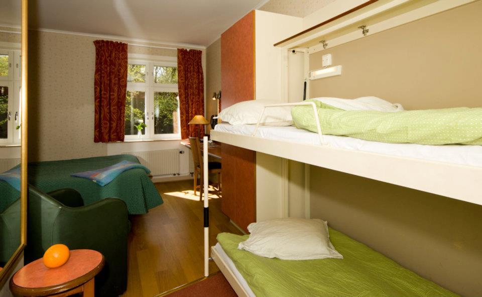 The Zinkensdamm hotel