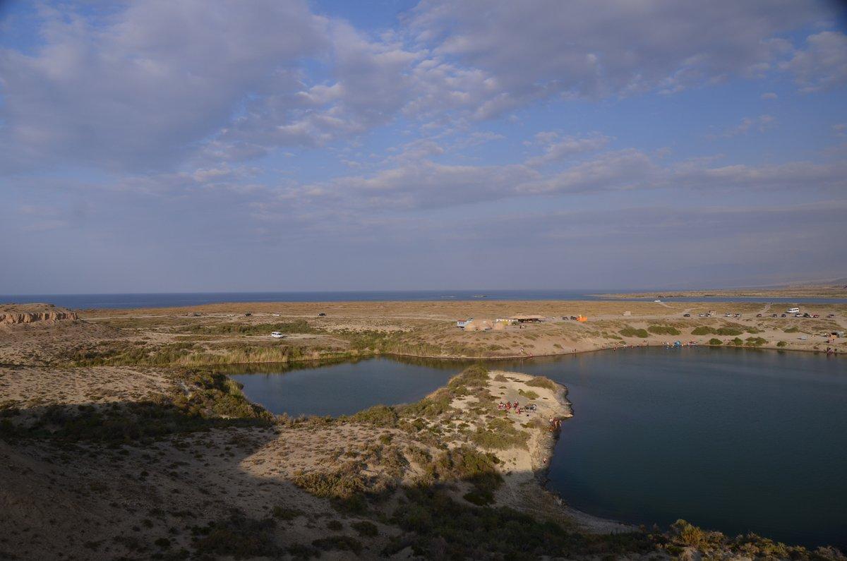 озеро Туз-Кёль