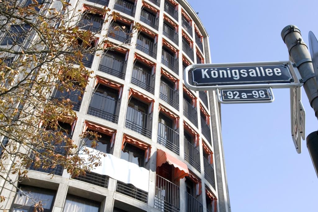 Бульвар Кёнигсаллее