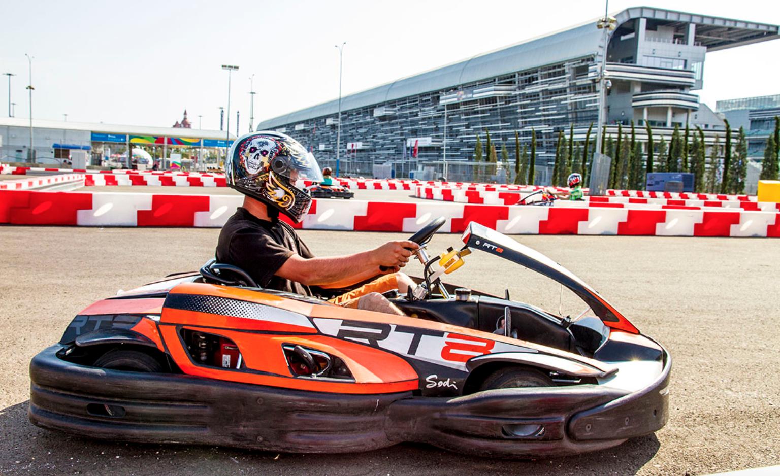 Автодром Forza Karting