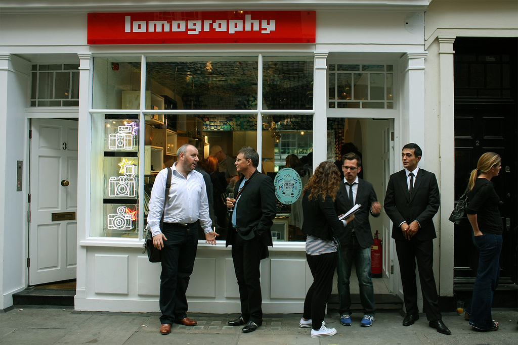 The Lomography Gallery Store
