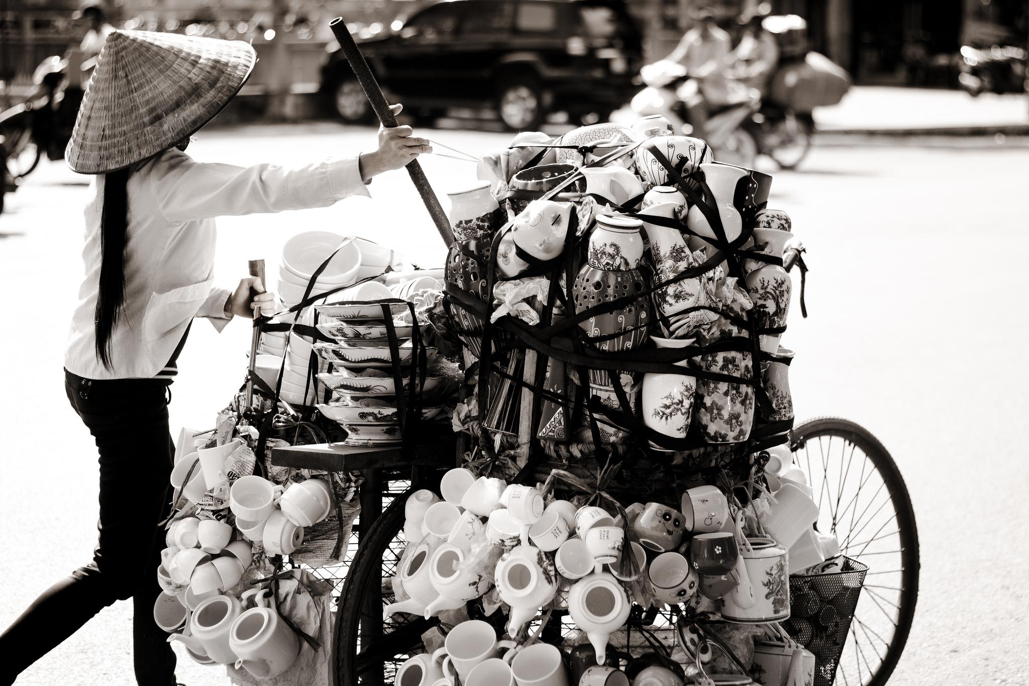13 магазинов для модников в Ханое