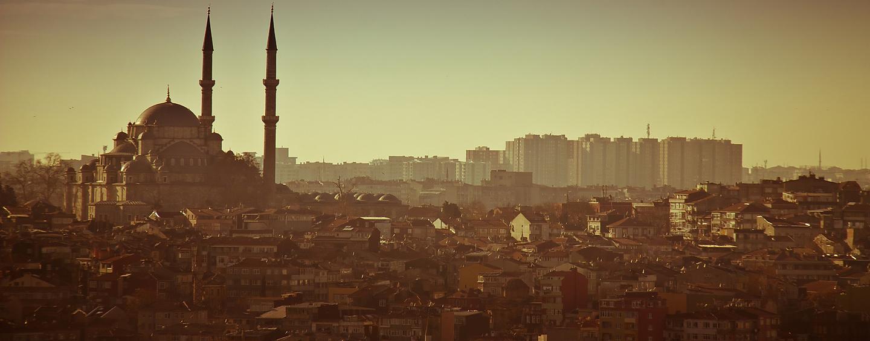 Восточный шик в Стамбуле