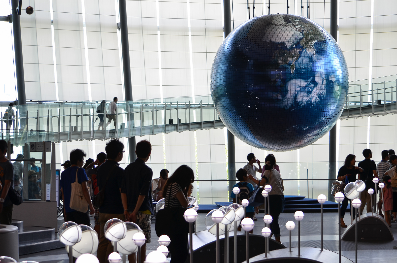 Назад в будущее: музеи Токио