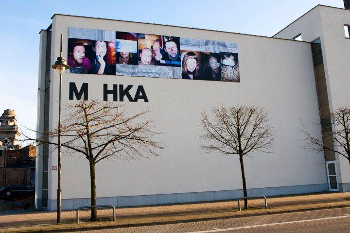 Музей Современного искусства MUHKA