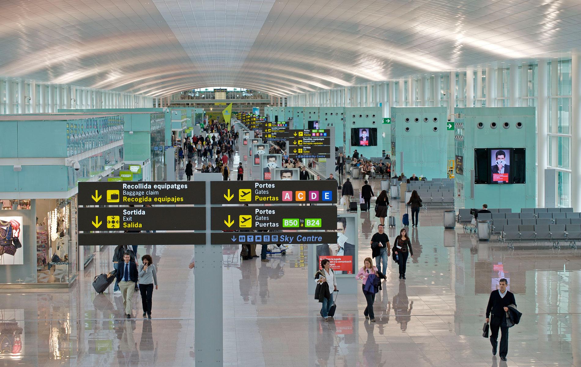 Аэропорт El Prat