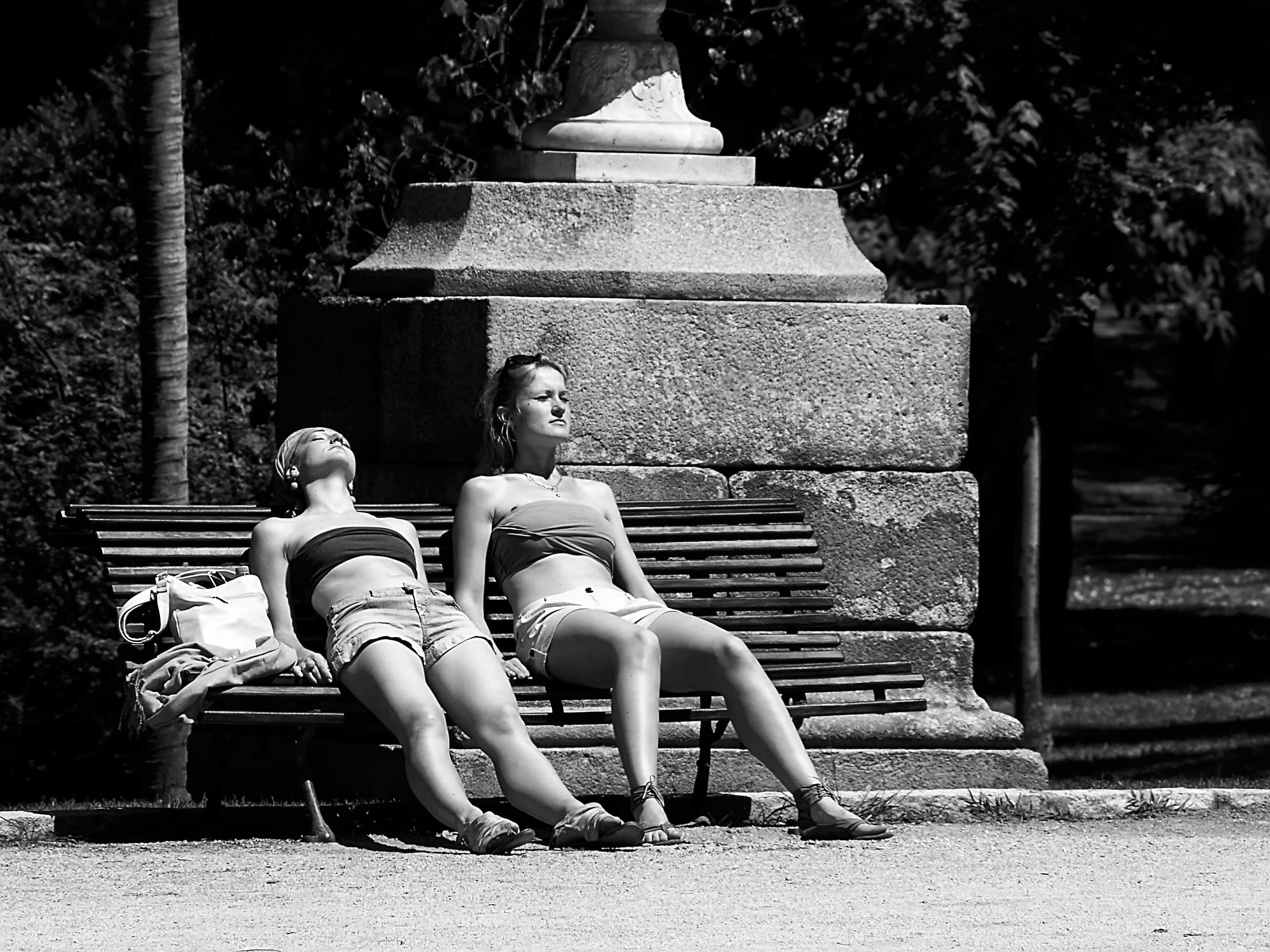 У нас сиеста: районы и парки Мадрида