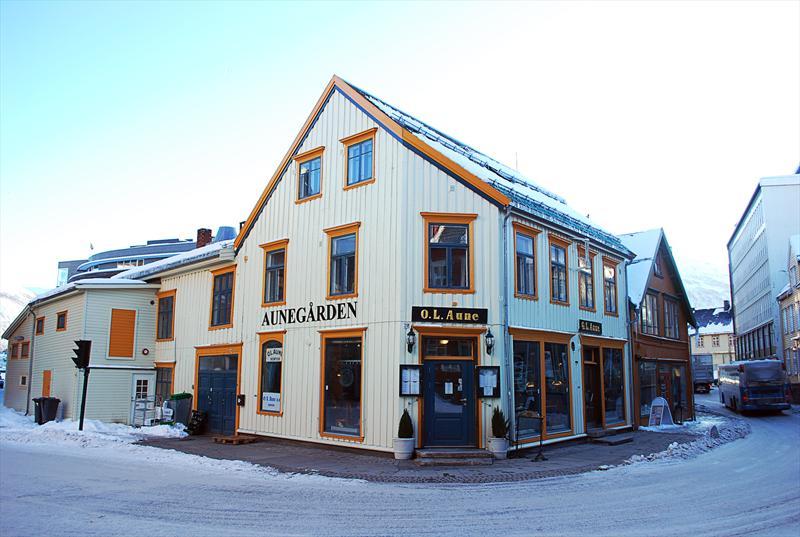 Жизнь за пределами Осло. Трумсё