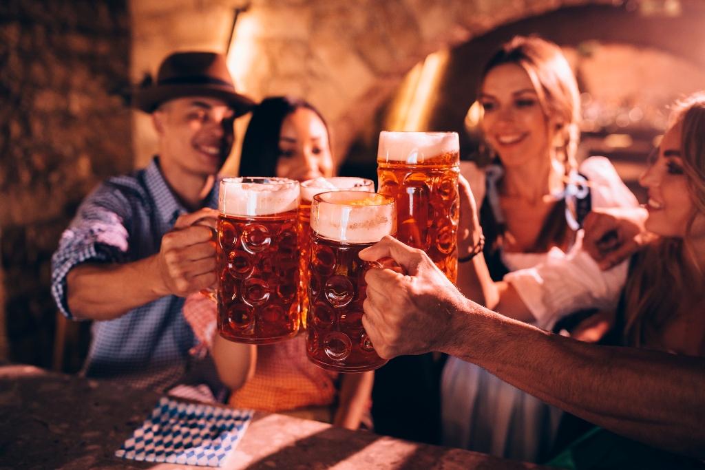 Ресторан Brauerei im Füchschen