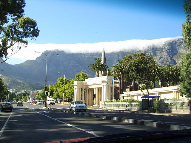 Места силы Кейптауна