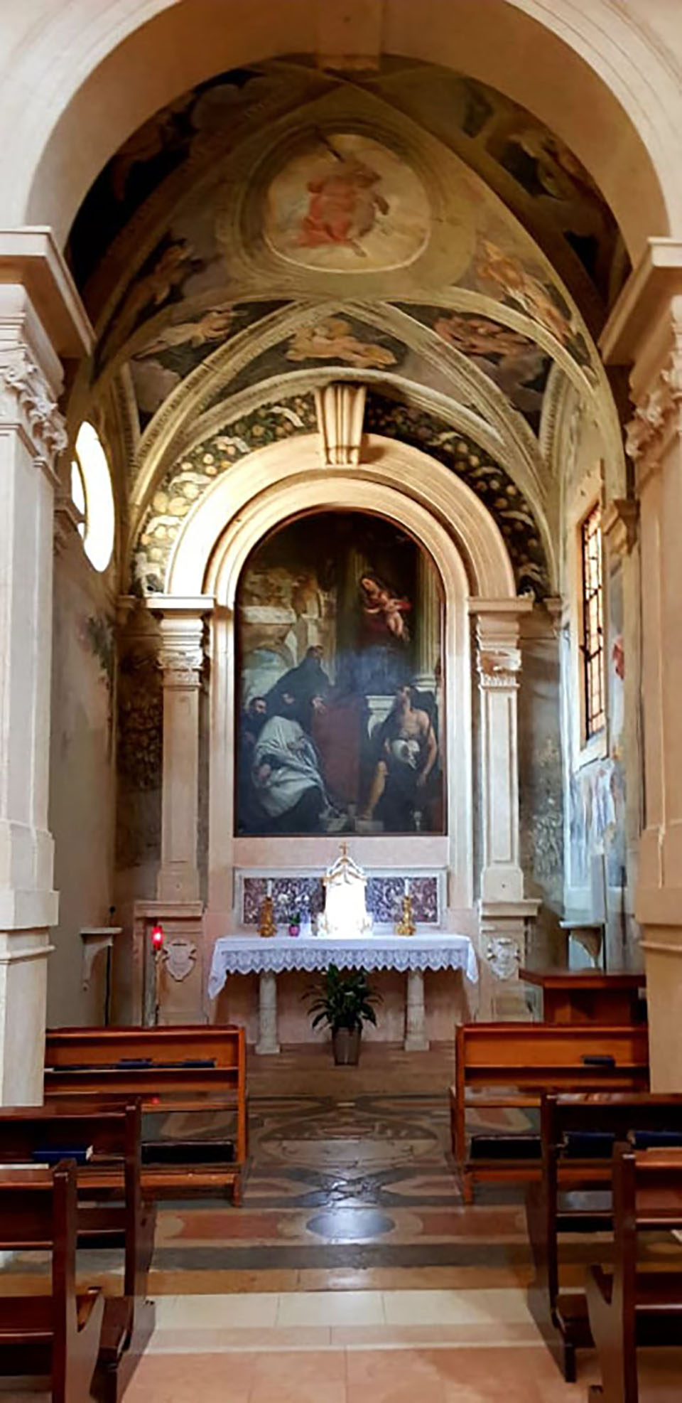 Церковь Chiesa San Paolo