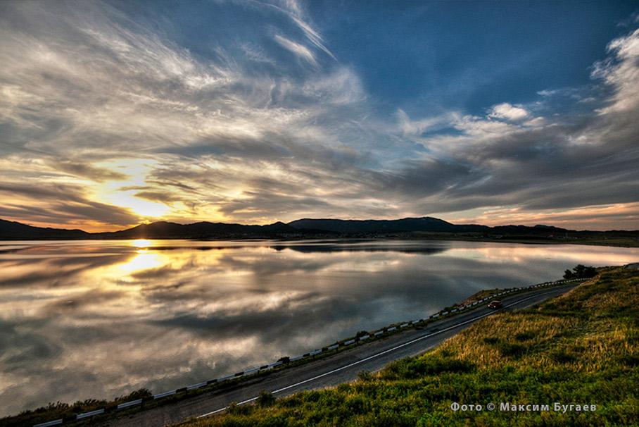 Фото: Максим Бугаев. b737.livejournal.com. Баянаул. Казахстанская Швейцария