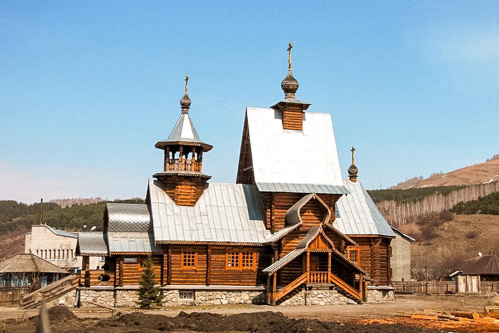Свято-Макарьевский храм