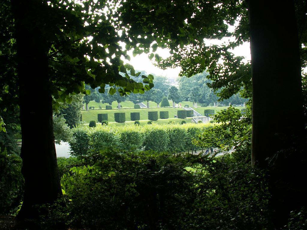 Jardins de l'Abbaye de la Cambre