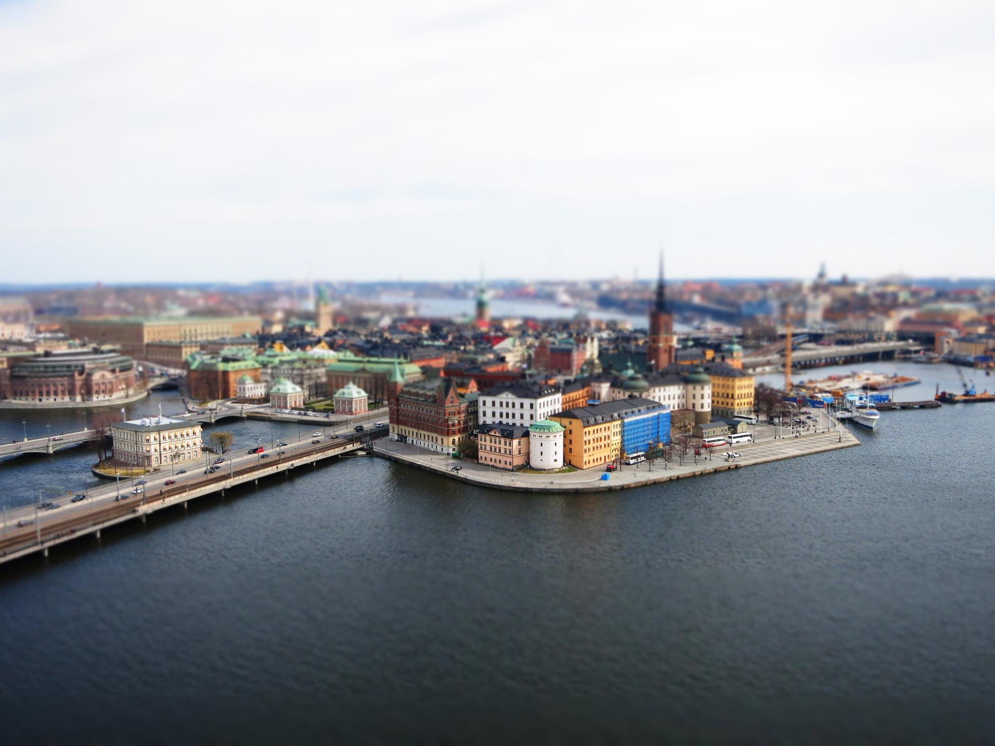 10 главных мест Стокгольма