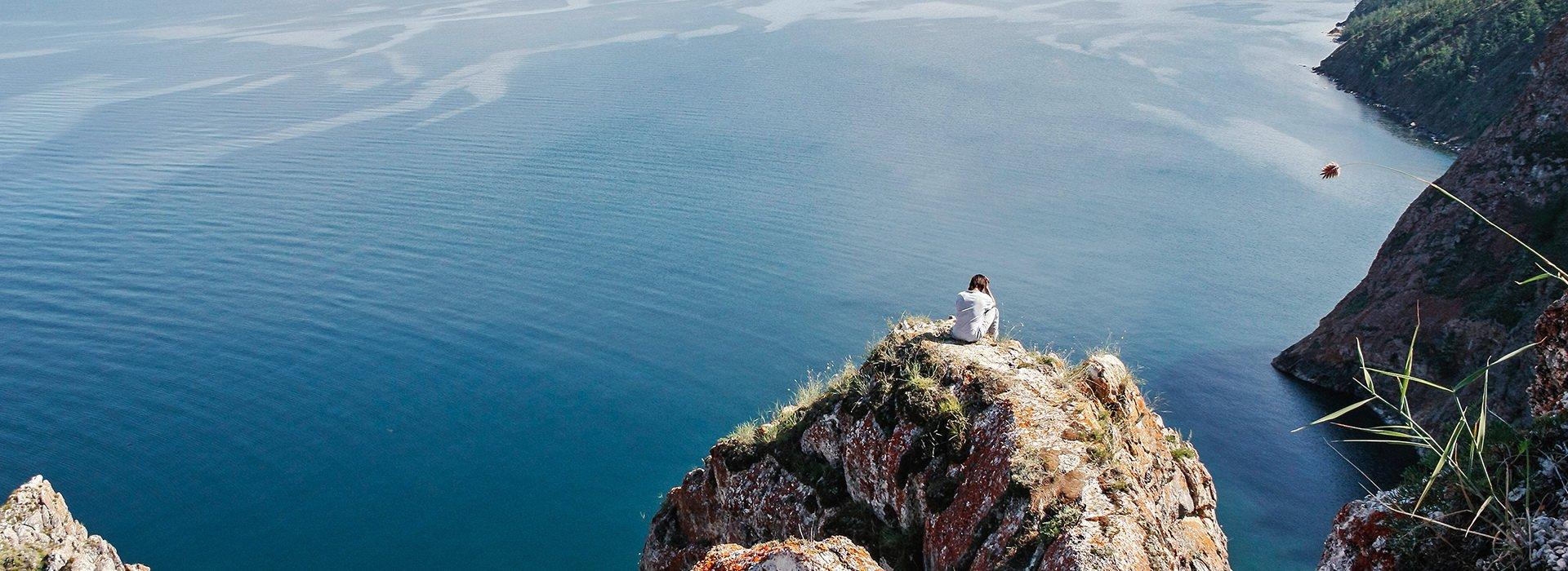 В воду глядел