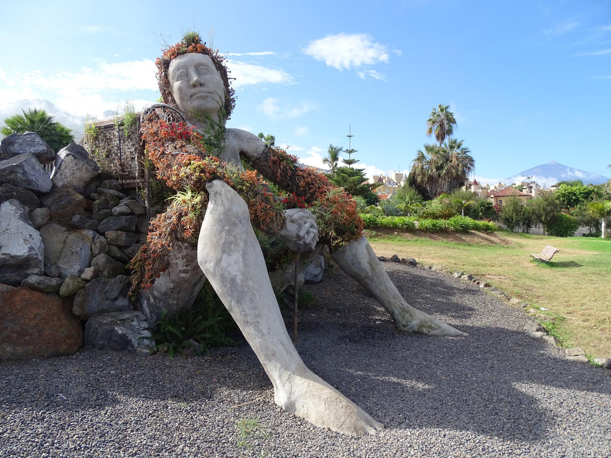Сад Ла-Кинта и вертикальный сад