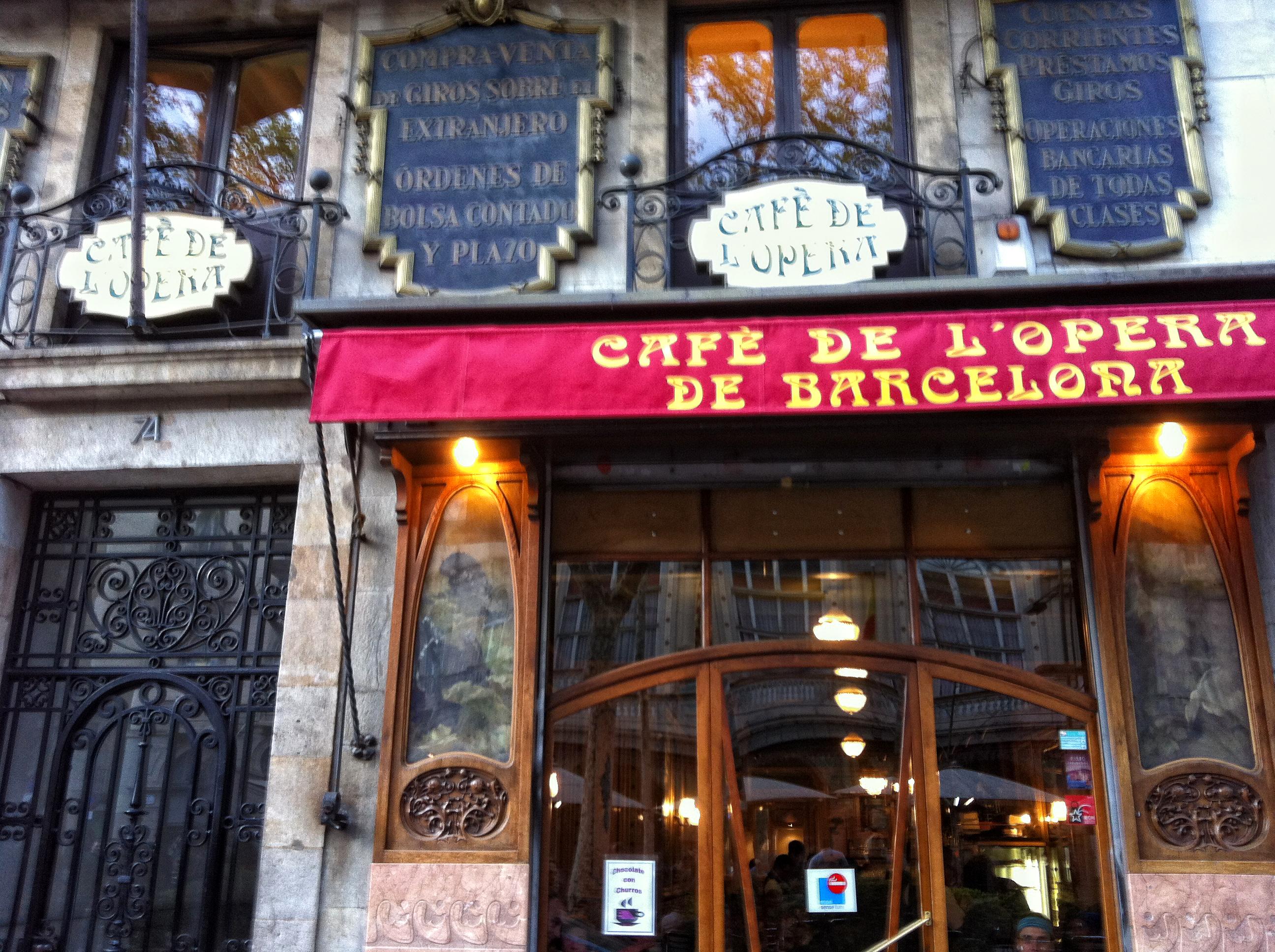Café de l'Opera
