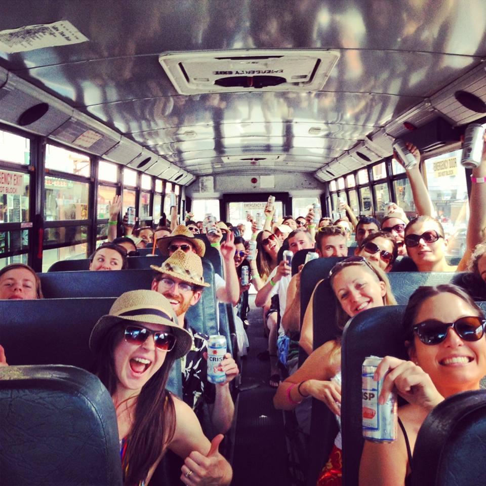 NYC Beach Bus