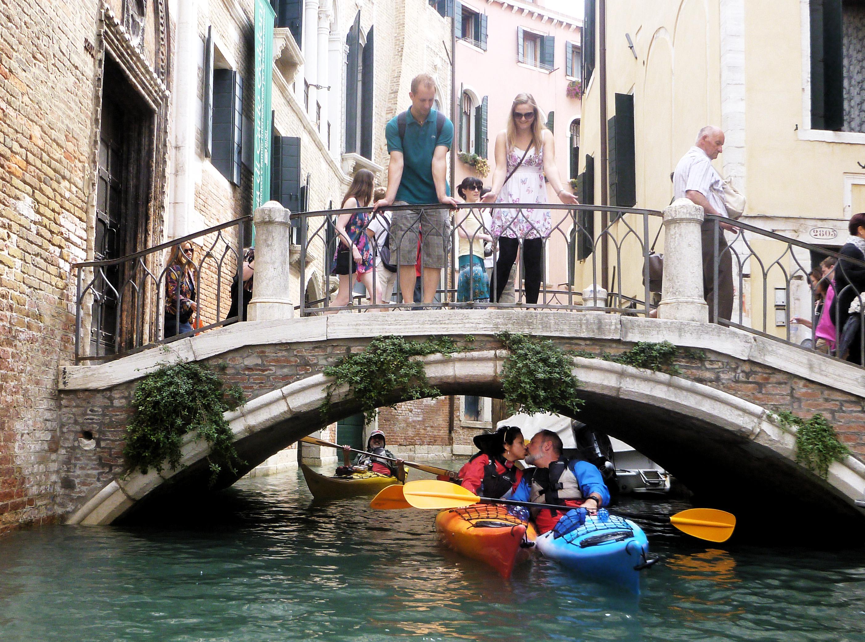 Венецианский карнавал налегке