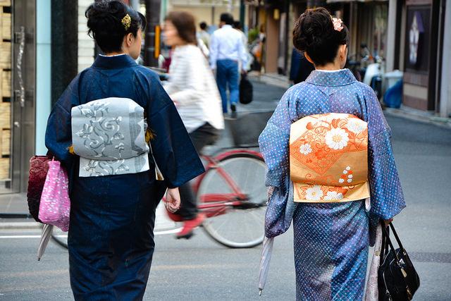 Кимоно-тур