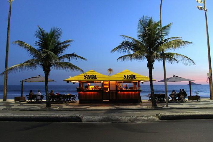 Пляж São Conrado