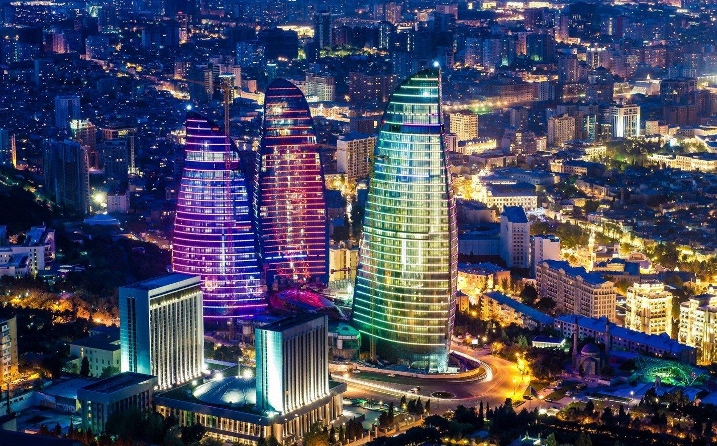 Модные имена Баку
