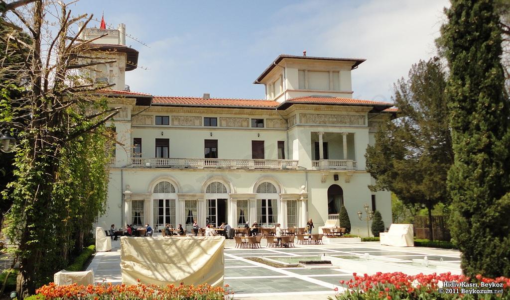 Парки и дворцы Aзиатского Стамбула