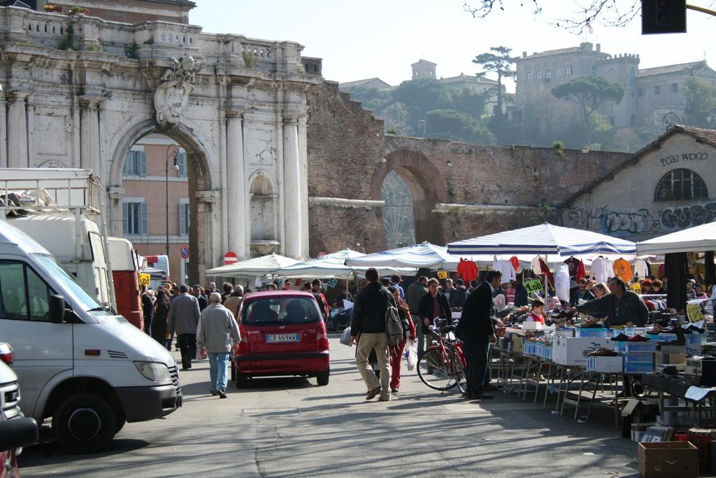 Porta Portese Flea Market